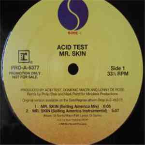 Acid Test  - Mr. Skin download free