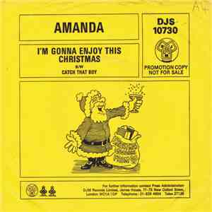 Amanda  - I'm Gonna Enjoy This Christmas download free