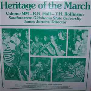 Southwestern Oklahoma State University Band - Heritage Of The March Volume MM - R.B. Hall / T.H. Rollinson download free