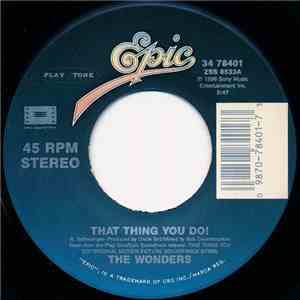 The Wonders - That Thing You Do! download free