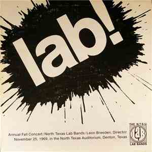 Various - Lab! (Annual Fall Concert, November 25, 1969) download free